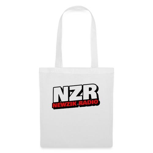 NewZikRadio Logo basic full - Tote Bag