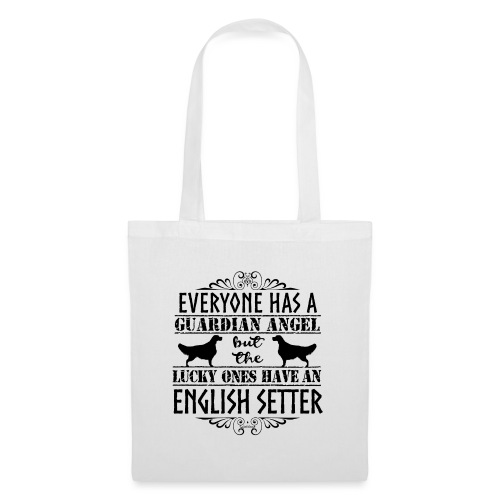 English Setter Angels II - Kangaskassi