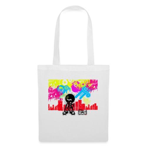 Magliette personalizzate bambini Dancefloor - Borsa di stoffa