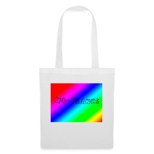 MO-Pranks rainbow - Stoffveske
