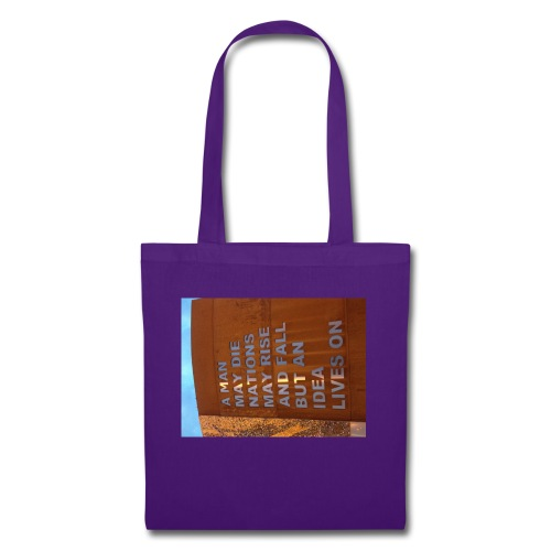 An Idea Lives On - Tote Bag
