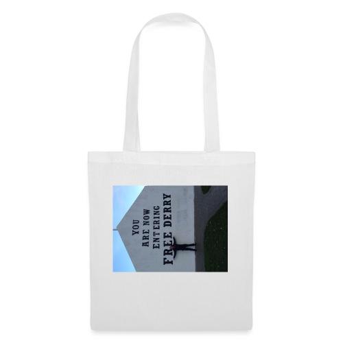 free derry - Tote Bag