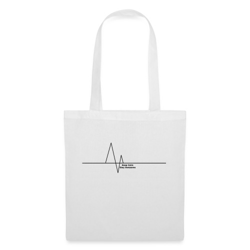 Heartbeat Cover - Tote Bag