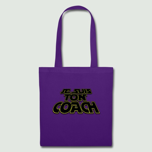 je suis ton coach - Tote Bag