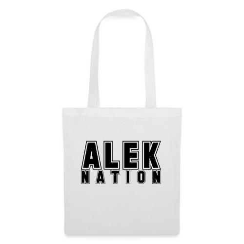 ALEKNATION T-SKJORTE - Stoffveske