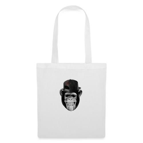 Logo Crazy Monkey - Borsa di stoffa