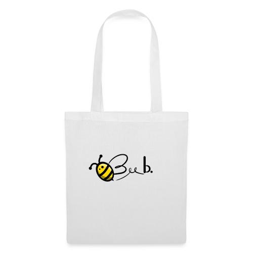 Bee b. Logo - Tote Bag