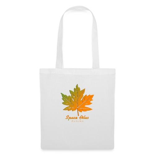 Space Atlas Long Sleeve T-shirt Autumn Leaves - Mulepose
