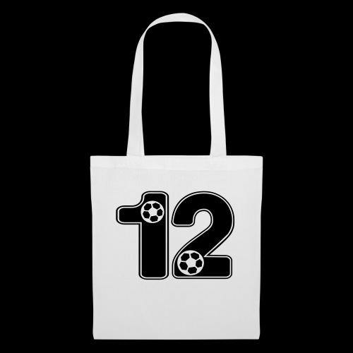 foot numero 12 - Tote Bag