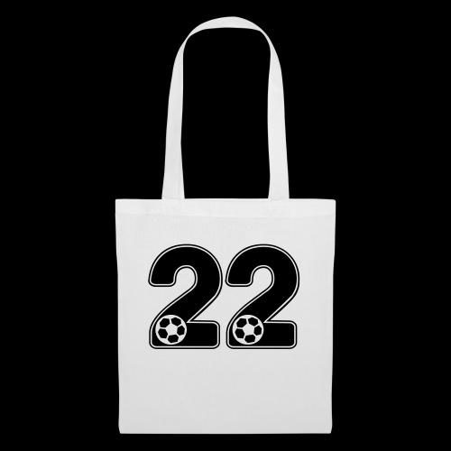 foot numero 22 - Tote Bag