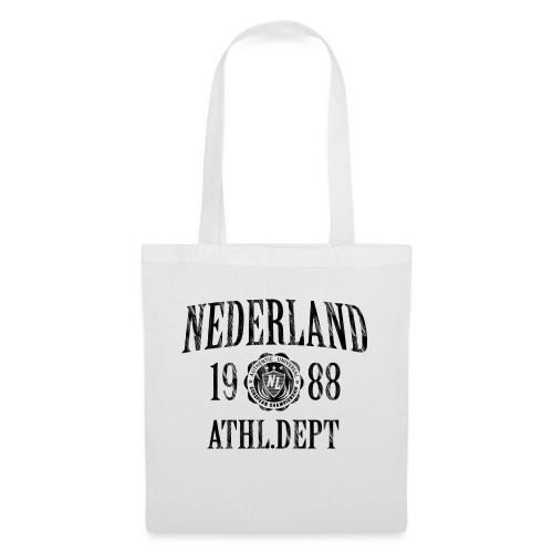T-shirt Nederland - Tas van stof
