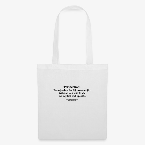 perspective T - Tote Bag