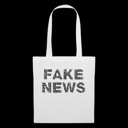 Fake News - Stoffbeutel
