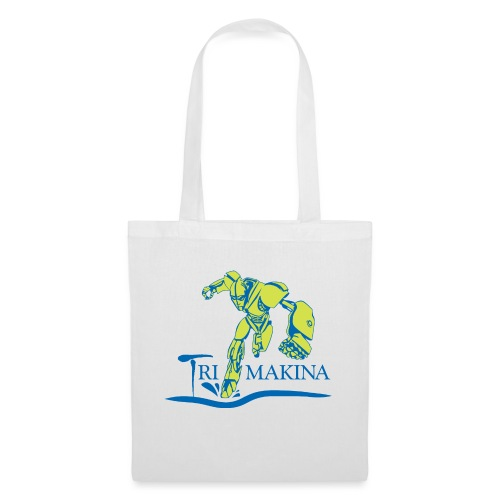 Logo TriMakina - Bolsa de tela