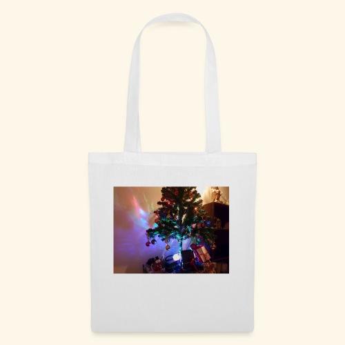 Weihnachten ist schön mit dem Party-Weihnachtsbaum - Stoffbeutel