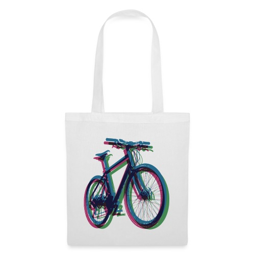 Bike Fahrrad bicycle Outdoor Fun Mountainbike - Tote Bag