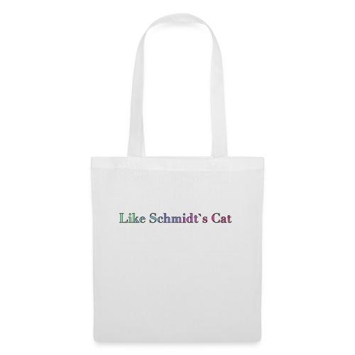 Wie Schmidtˋs Katze - Stoffbeutel