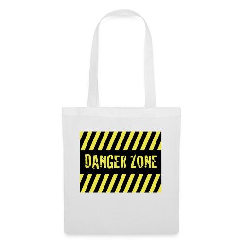 Danger Zone - Stoffbeutel