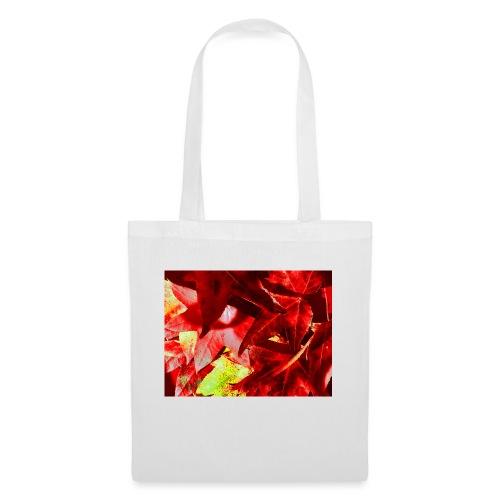 foglie d'autunno - Borsa di stoffa
