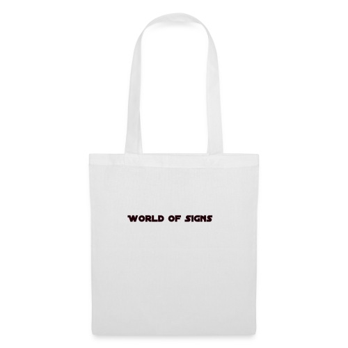 World of Signs - Tote Bag