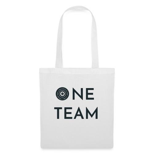 One Team (green) - Stoffbeutel