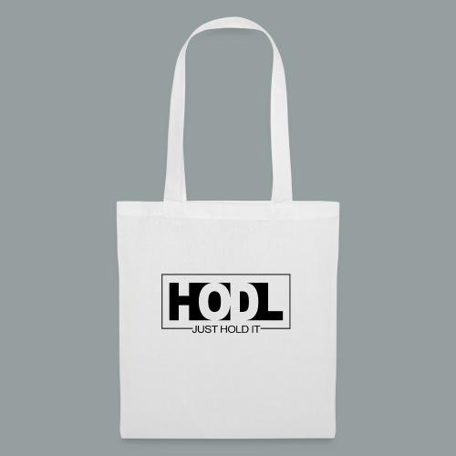 Just HOLD It - Bolsa de tela