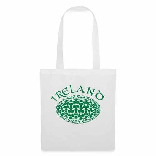 Ireland Rugby Ball - Tote Bag