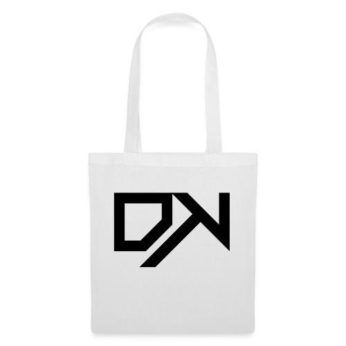 DewKee Logo Samung Galaxy S4 Case Black - Tote Bag