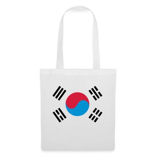 South Korea - Tas van stof