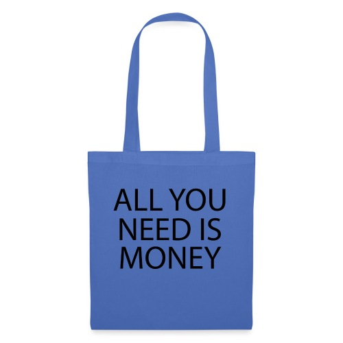 All you need is Money - Stoffveske