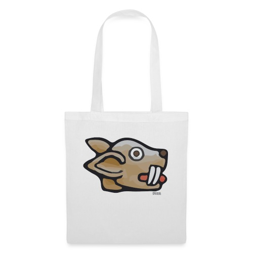 Aztec Rabbit Star - Tote Bag