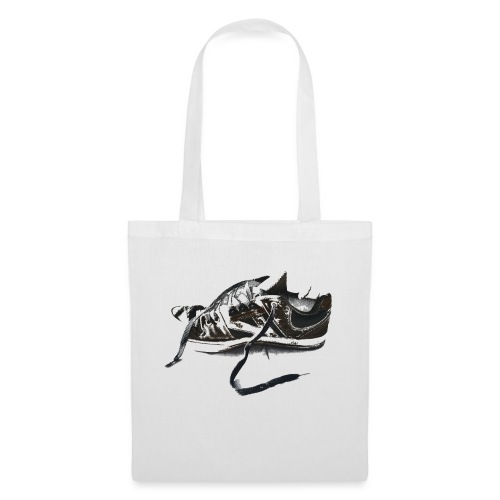 shoe (Saw) - Tote Bag