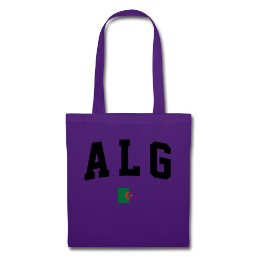 T-shirt Algeria - Tote Bag