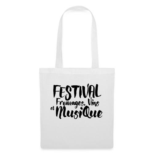 Festival FVM - Sac en tissu