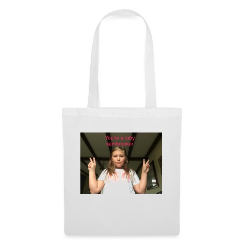 Your a ruby sambrooker - Tote Bag