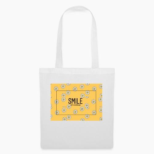 SMILE ITS SUNNAH - Borsa di stoffa