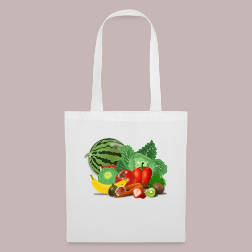 fruits aliment - Tote Bag