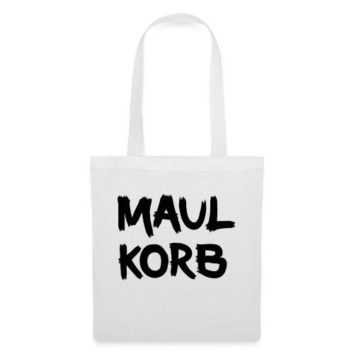 Maulkorb - Stoffbeutel