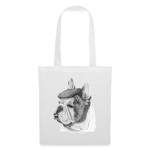 French Bulldog w/beret - Mulepose