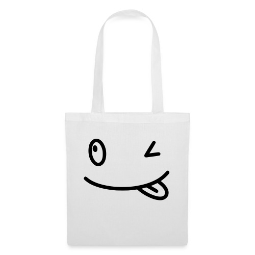 Smiley shirt - Borsa di stoffa