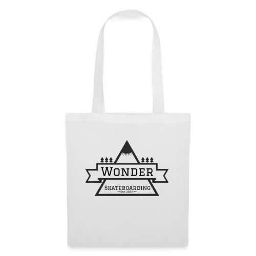 Wonder T-shirt: mountain logo - Mulepose