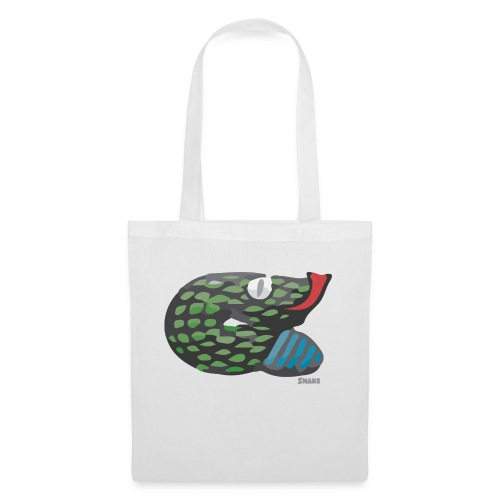 Aztec Snake - Tote Bag