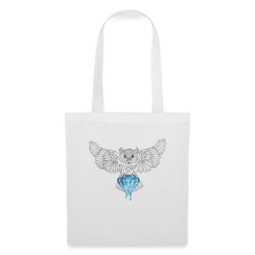 Dynamic Royal Owl-Tanktop - Tygväska