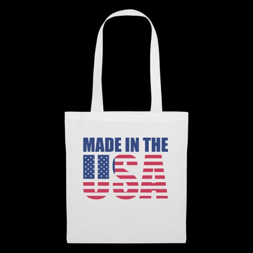 made-in-the-usa - Stoffbeutel
