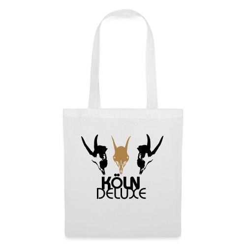 Geissbock Deluxe Motiv groß - Stoffbeutel