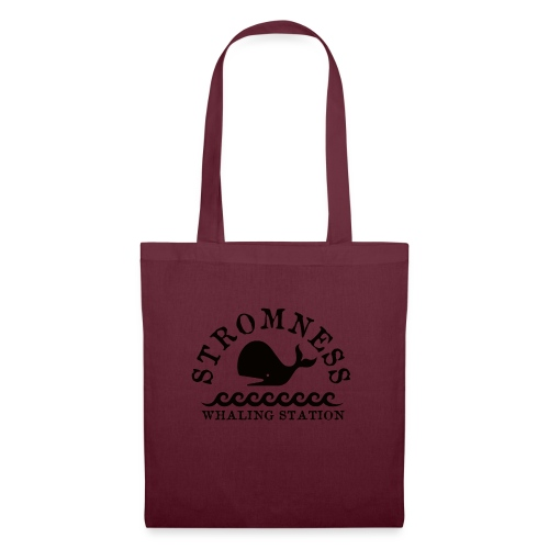 Sromness Whaling Station - Tote Bag