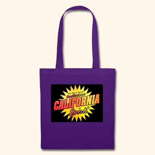 California Spirit Radioshow Vintage - Tote Bag