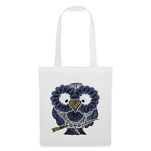 An owl - Tote Bag