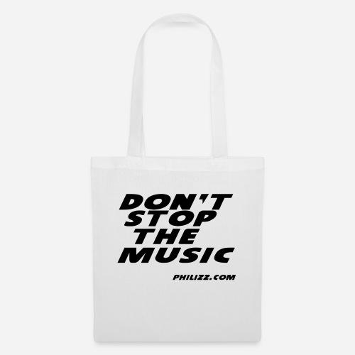 dontstopthemusic - Tote Bag