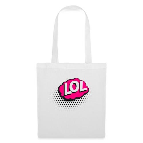 accessoire a inscription LOL - Tote Bag